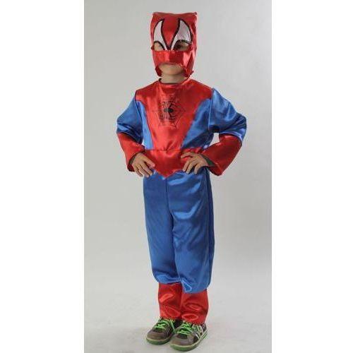 Strój - Człowiek Pająk, Spiderman, przebrania/kostiumy dla dzieci , odgrywanie ról - produkt dostępny w www.epinokio.pl