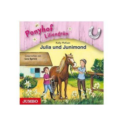 Mckain, kelly Ponyhof liliengruen - julia und junimond