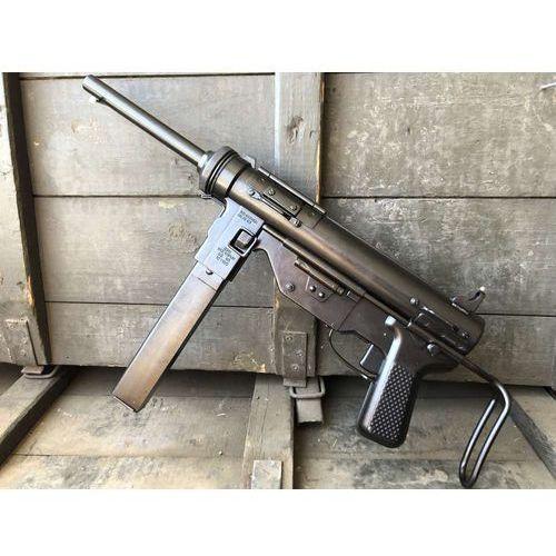 PISTOLET MASZYNOWY M3 Cal.45 Grease Gun Smarownica II W.Ś. 1313