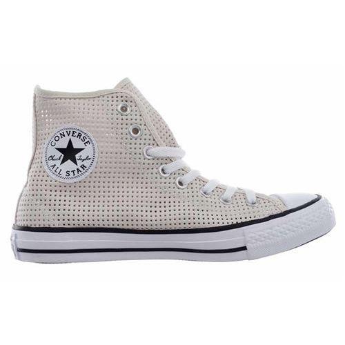 Buty - chuck taylor all star parchment/white/black (parchment/white/bl) marki Converse