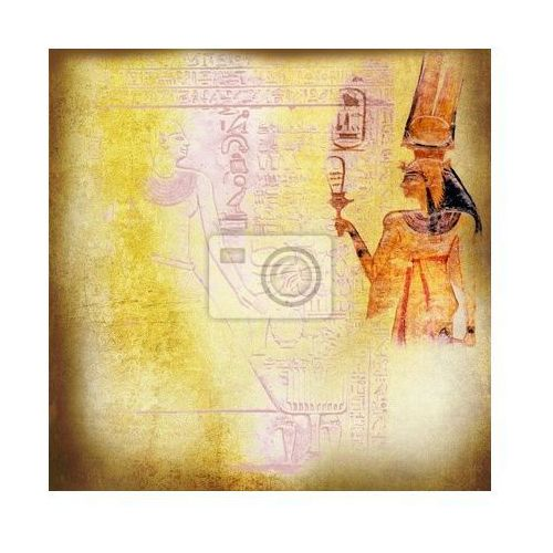 Obraz Starożytny Egipt tapety z królowej Nefertari - oferta [1501d4a8cf131442]