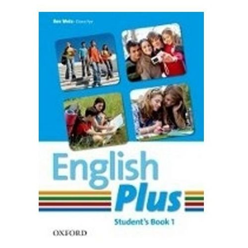English Plus 1: Student Book An English Secondary Course for Students Aged 12-16 Years (9780194748568)