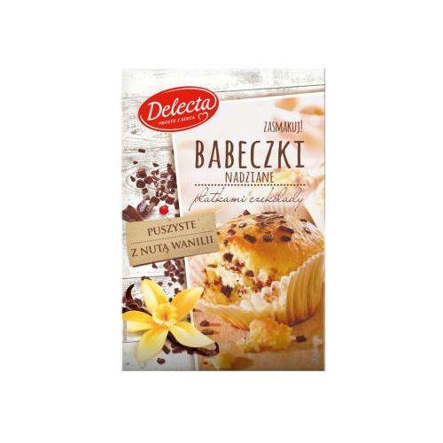 Delecta 280g babeczki nadziane płatkami czekolady (5900983005205)