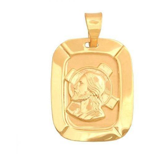 Rodium Zawieszka złota pr. 585 - 31165