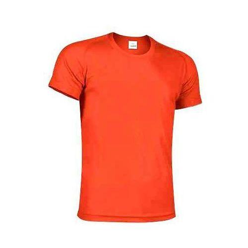 51dfbba801f0a7 Koszulka z nadrukiem z jednej strony sportowa oddychająca termoaktywna T- shirt z własnym indywidualnym nadrukiem S pomaranczowy-fluo 33,21 zł T-Shirt,  ...