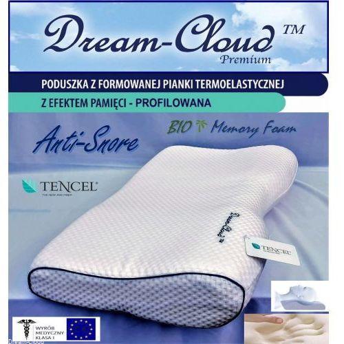 Dream-cloud Poduszka profilowana premium bio m - 55x32x11/6cm