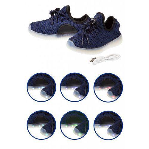 Buty z podświetlaną podeszwą 1z3407 marki 5.10.15.