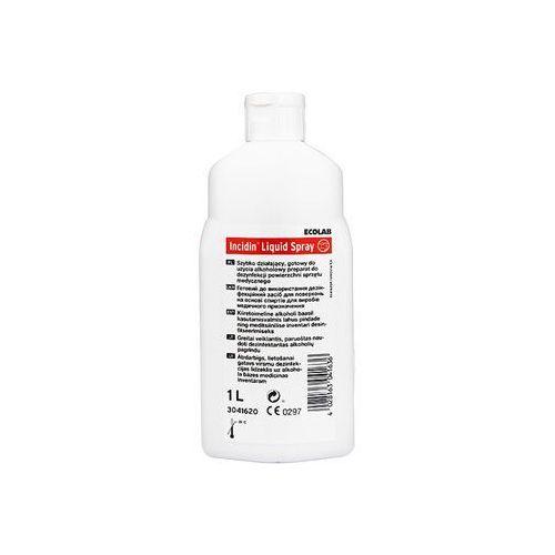 Incidin liqid spray - preparat do dezynfekcji powierzchni 1l marki Ecolab
