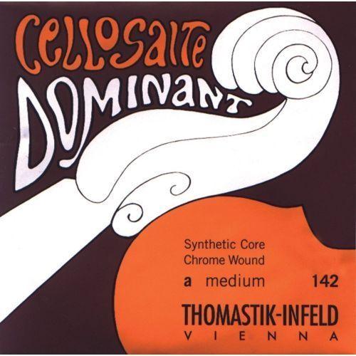 Thomastik (641009) dominant struna do wiolonczeli -g 4/4 miękka - 144aw