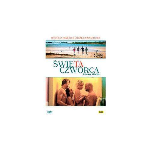 Święta czwórca (svete cverice) (dvd) marki Gutek film