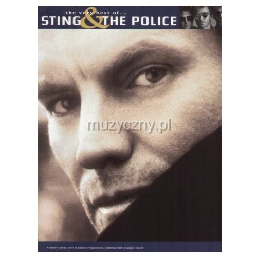 sting & the police - the very best of (utwory na fortepian, wokal i gitarę) marki Pwm