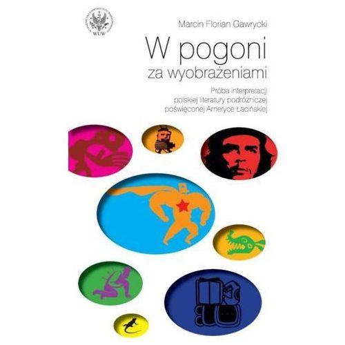 W pogoni za wyobrażeniami Próba interpretacji polskiej literatury podróżniczej poświęconej Ameryce, oprawa miękka