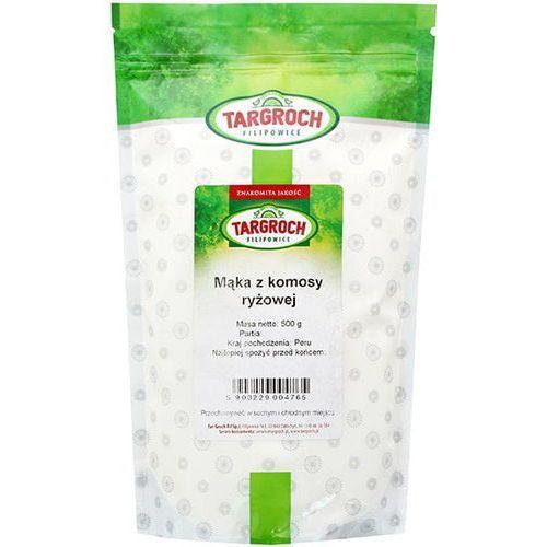 Tar-groch-fil sp. filipowice 161, 32-840 zakliczyn, polska, dystrybuto Mąka z quinoa z komosy ryżowej 1000g targroch