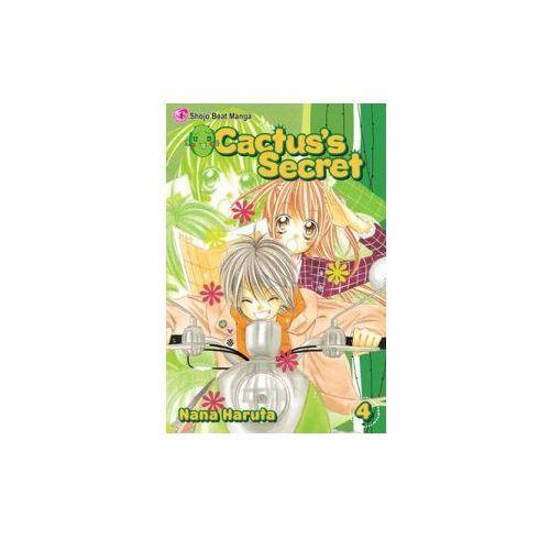Cactus's Secret, Vol. 4 (9781421531922)
