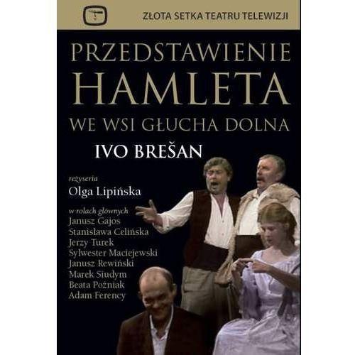 Przedstawienie hamleta we wsi głucha dolna marki Telewizja polska