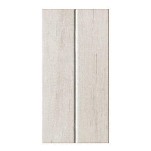 Arte Glazura pinia 22 3 x 44 8 cm biała struktura 1 5 m2