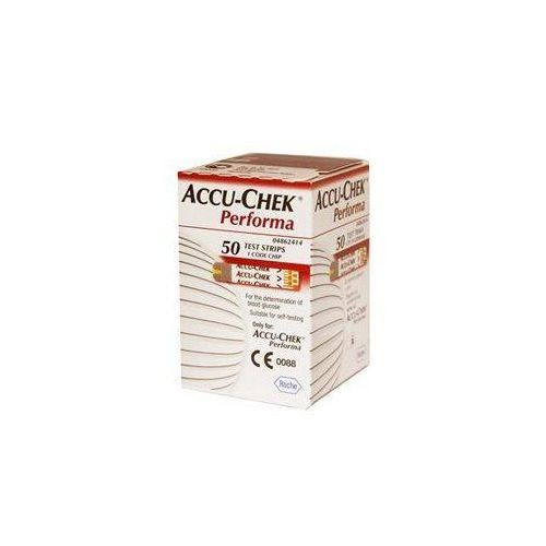 Accu-Chek Performa test pask. 50 pask. POZNAŃ