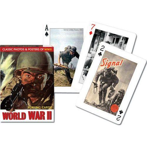 Piatnik , karty do gry, 1 talia, ii wojna światowa (9001890149214)