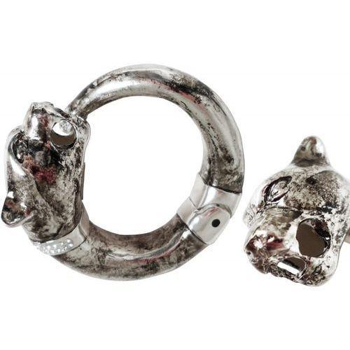 Pasotti Mosiężna bransoletka br k1v - vintage panther bracelet