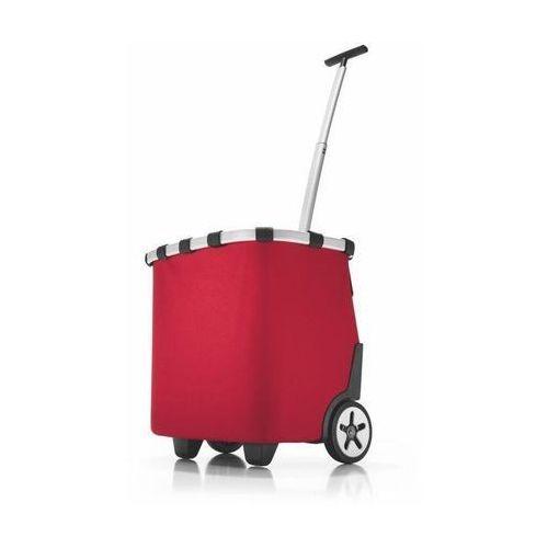 Wózek na zakupy Reisenthel Carrycruiser 40l, red
