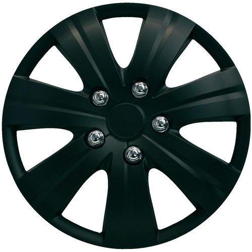 Kołpaki Nylon Sport R15 74887, Czarny z kategorii kołpaki do kół