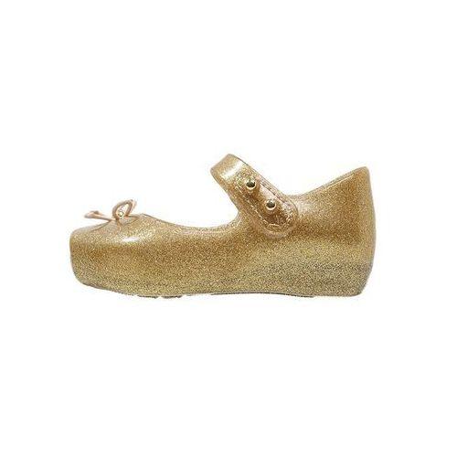 Melissa MINI BALLET Baleriny z zapięciem gold glitter (balerinki dla dzieci) od Zalando.pl