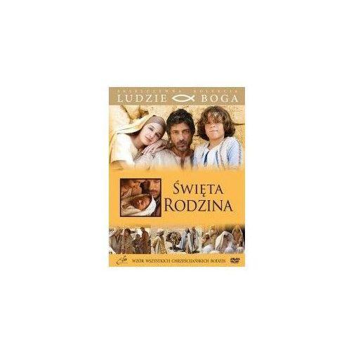 Praca zbiorowa Święta rodzina + film dvd