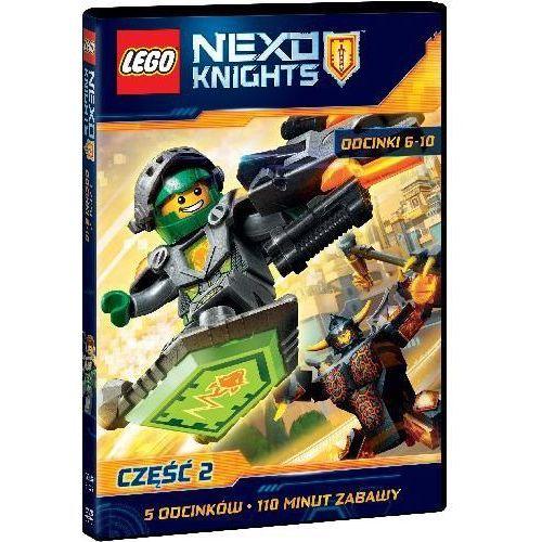 FILM LEGO® NEXO KNIGHTS CZĘŚĆ 2