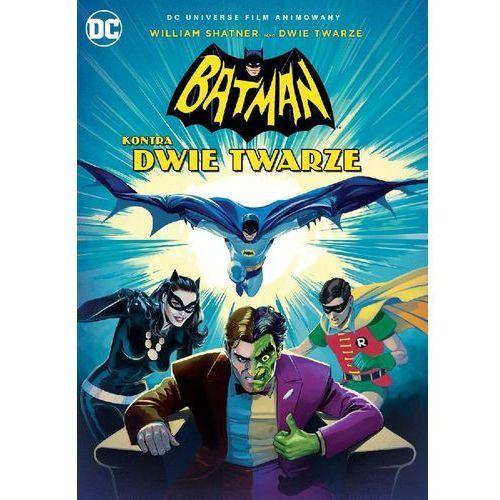 DC Batman kontra Dwie Twarze (DVD) - Rick Morales DARMOWA DOSTAWA KIOSK RUCHU