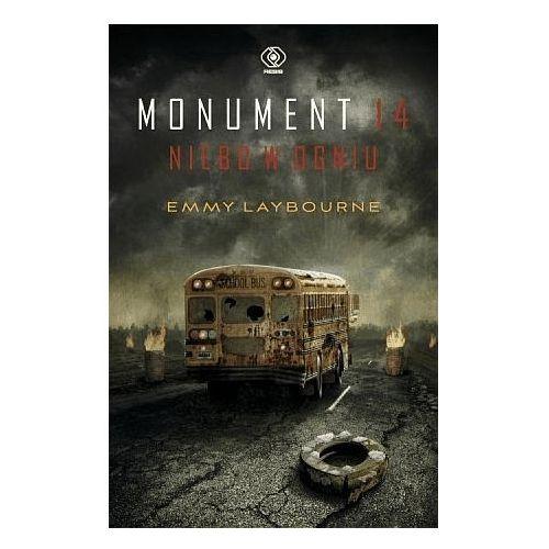 Monument 14 niebo w ogniu marki Laybourne emmy