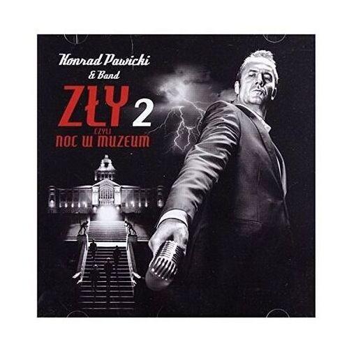 Universal music Z y 2 czyli noc w muzeum - konrad & band pawicki (płyta cd)
