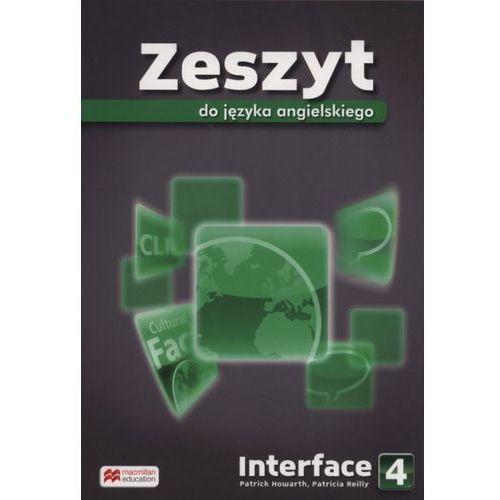Interface 4. Zeszyt do języka angielskiego - Praca zbiorowa (2016)