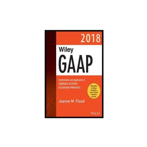 Wiley GAAP 2018, oprawa miękka