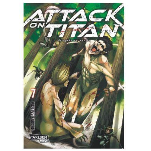 Attack on Titan. Bd.7