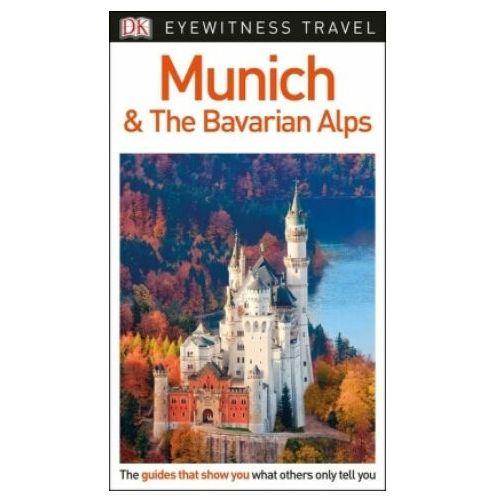 DK Eyewitness Munich and the Bavarian Alps (9780241306161)