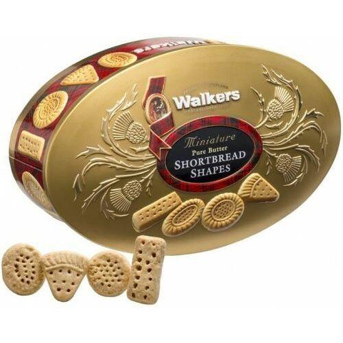 Ciastka Walkers Oval Gold 175g w puszce, FDA4-84273