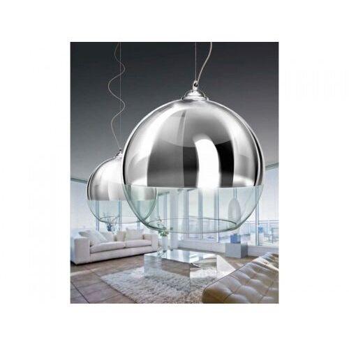 Azzardo Silver Ball 40 AZ0734-XL (LP-5034XL) lampa wisząca -- zapytaj ile mamy od ręki --, kolor srebrny