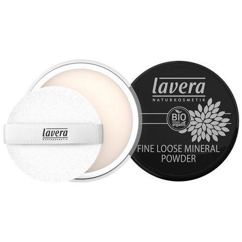 Lavera Trend Sensitiv puder sypki transparentny 8g