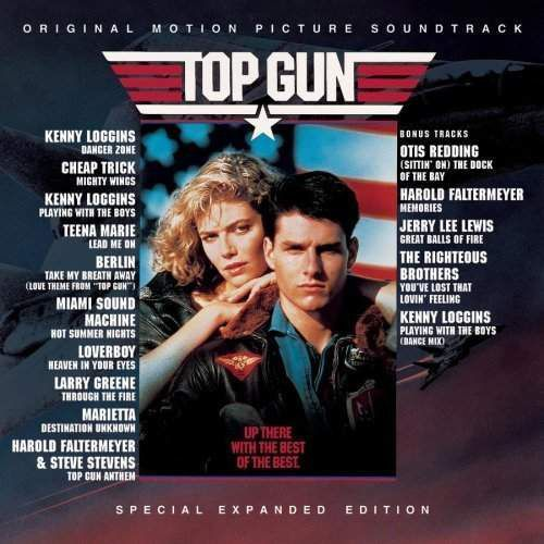 Top gun (special expanded edition) (ost) marki Sony music entertainment