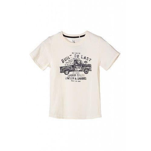 Koszulka chłopięca bawełniana 2I3613