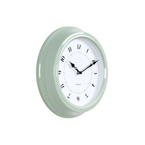 Zegar ścienny Fifties green Medium by Karlsson, KA5624GR