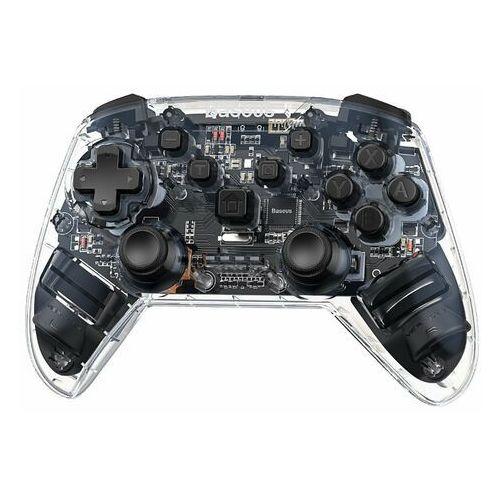 Baseus Bezprzewodowy kontroler gamo gamepad (przezroczysty)