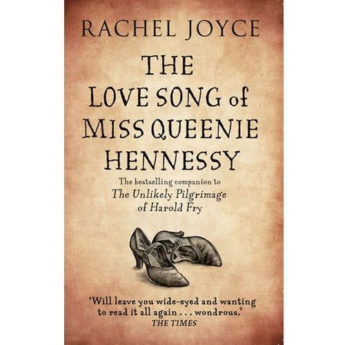 Love Song of Miss Queenie Hennessy (9781784160395)