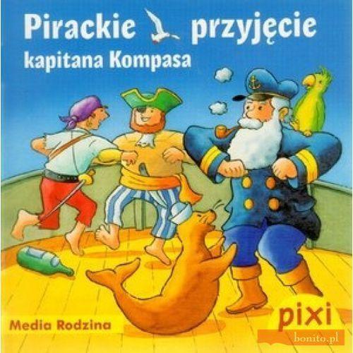 Pixi. Pirackie przyjęcie kapitana Kompasa, Media Rodzina