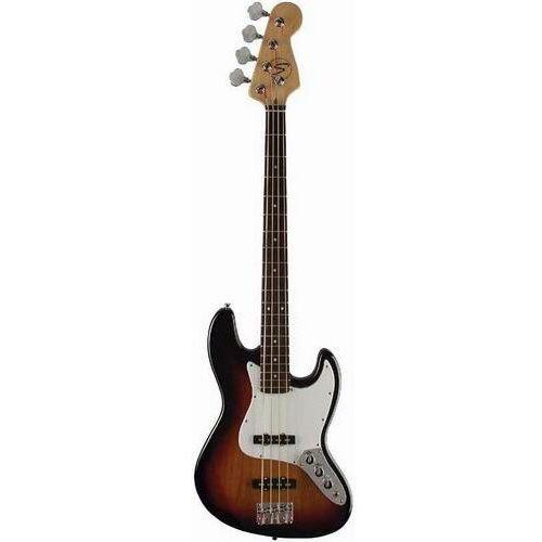Stagg b300sb gitara basowa- jazz bass