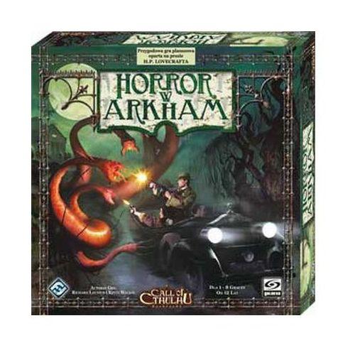 Gra GALAKTA Horror w Arkham