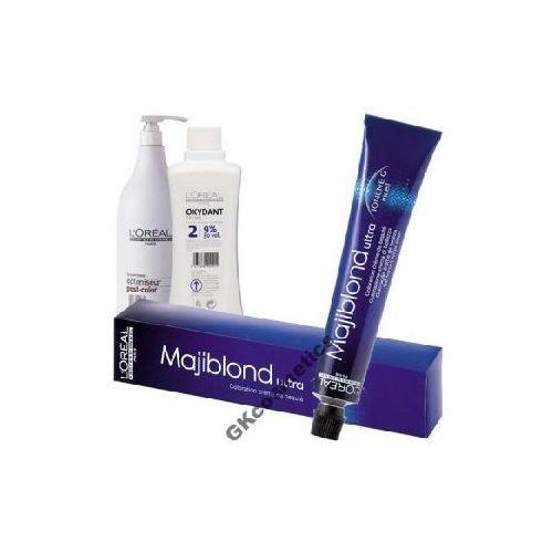 LOREAL Majiblond farba + oxydant + szampon, L'oreal