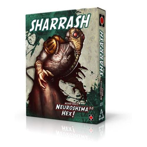 Neuroshima hex 3.0. sharrash marki Portal games