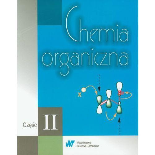 Chemia organiczna część 2, oprawa miękka