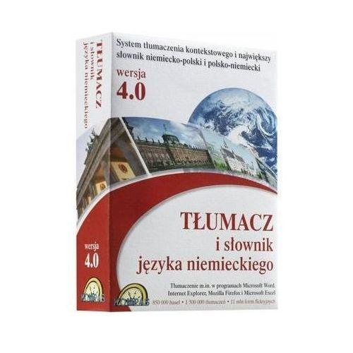 Program KOMPAS Tłumacz i Słownik Języka Niemieckiego 4.0